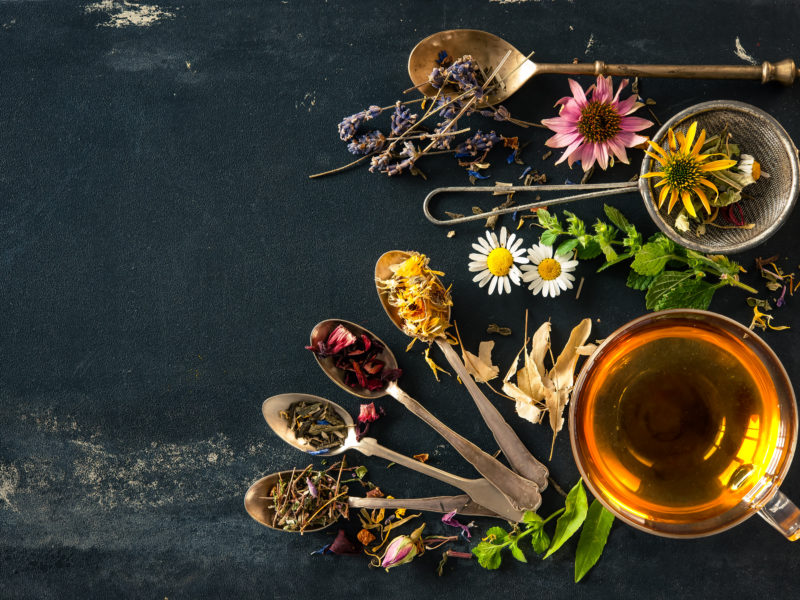 Foods and Herbs That Help You Sleep Better