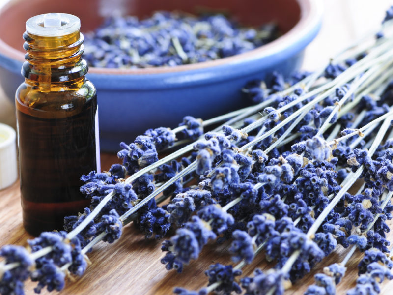 Aromatherapy For A Good Night's Sleep