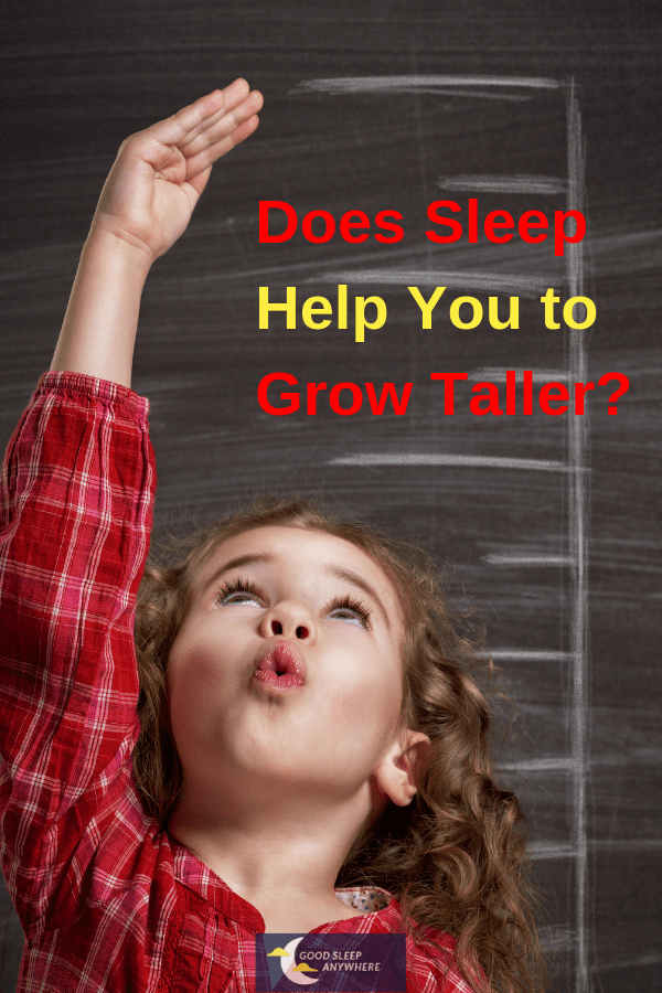 Does sleep help you to grow taller