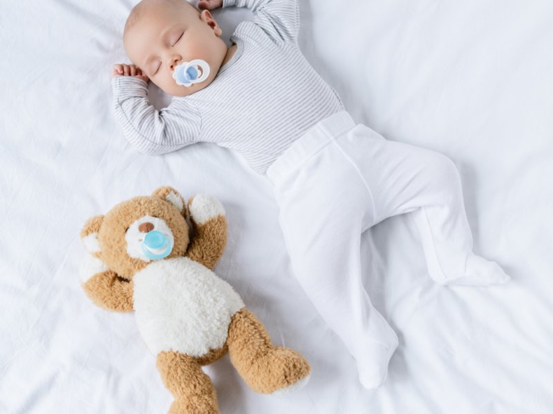 How Much Sleep Does My Baby Need?