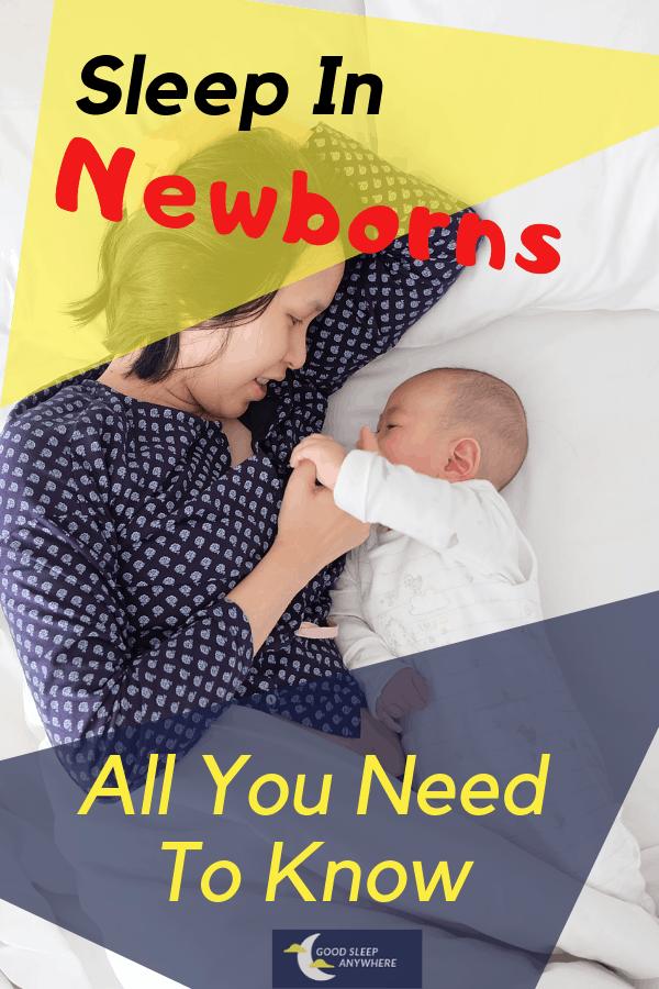 Sleep in newborns