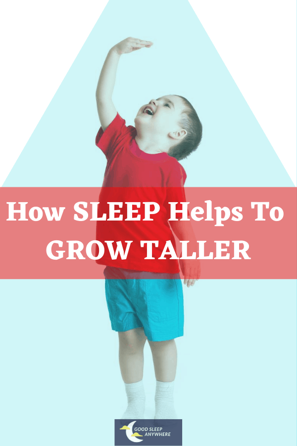how sleep helps growing taller 1