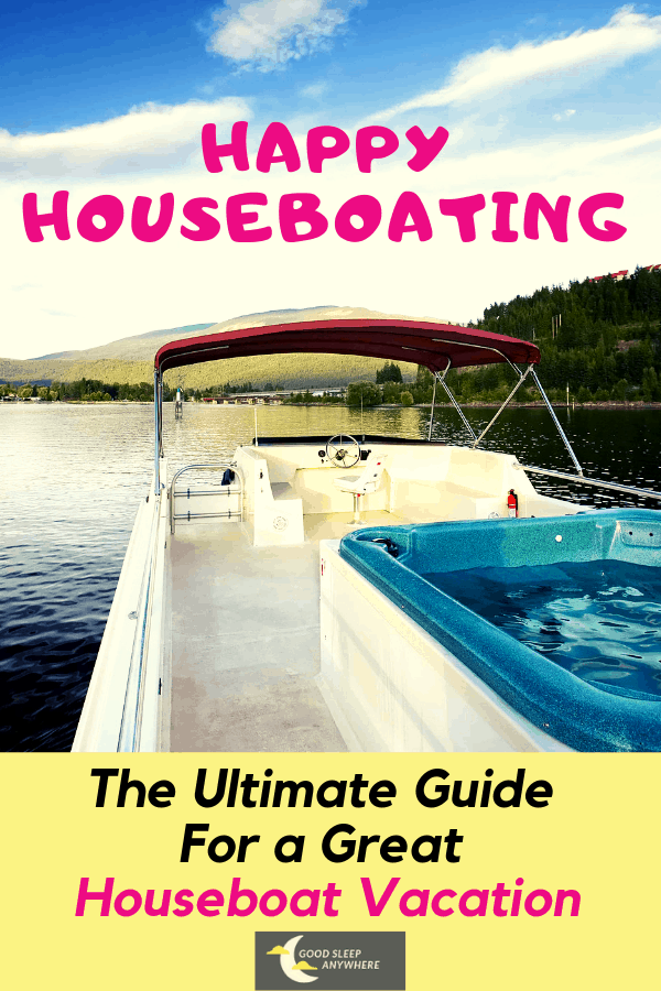 The ultimate guide for Houseboating