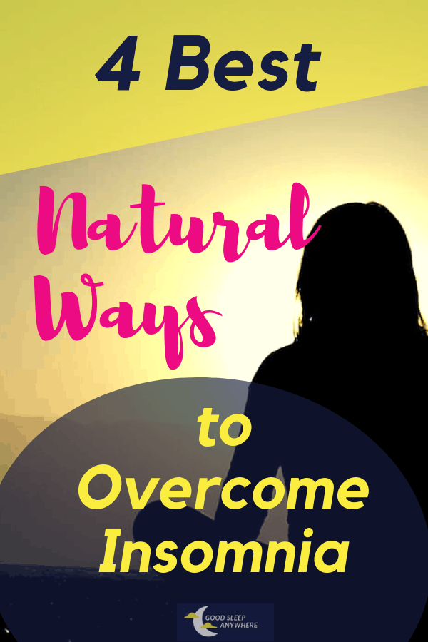 4 natural ways to overcome insomnia
