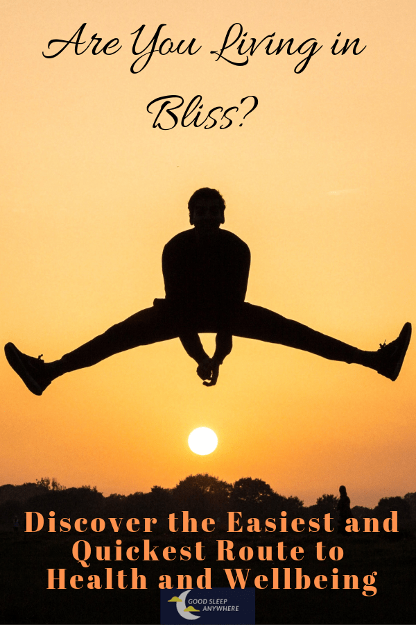 Bliss - discover the easiest and quickest route to health and wellbeing
