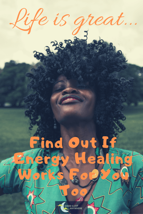 Find out if energy healing works for you too