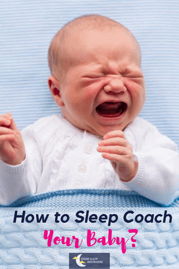 How to sleep coach your baby