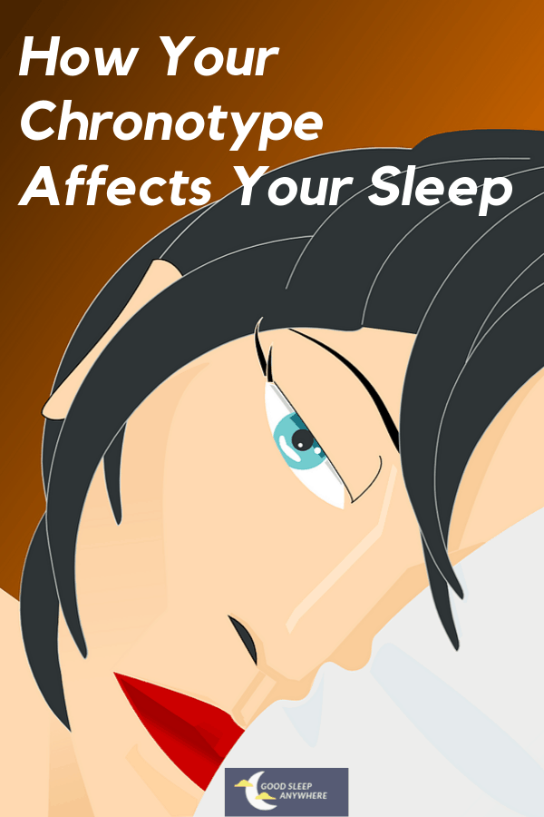 How your chronotype affects your sleep