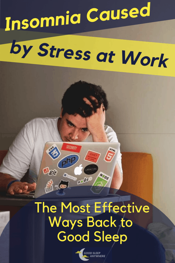 Insomnia and work stress