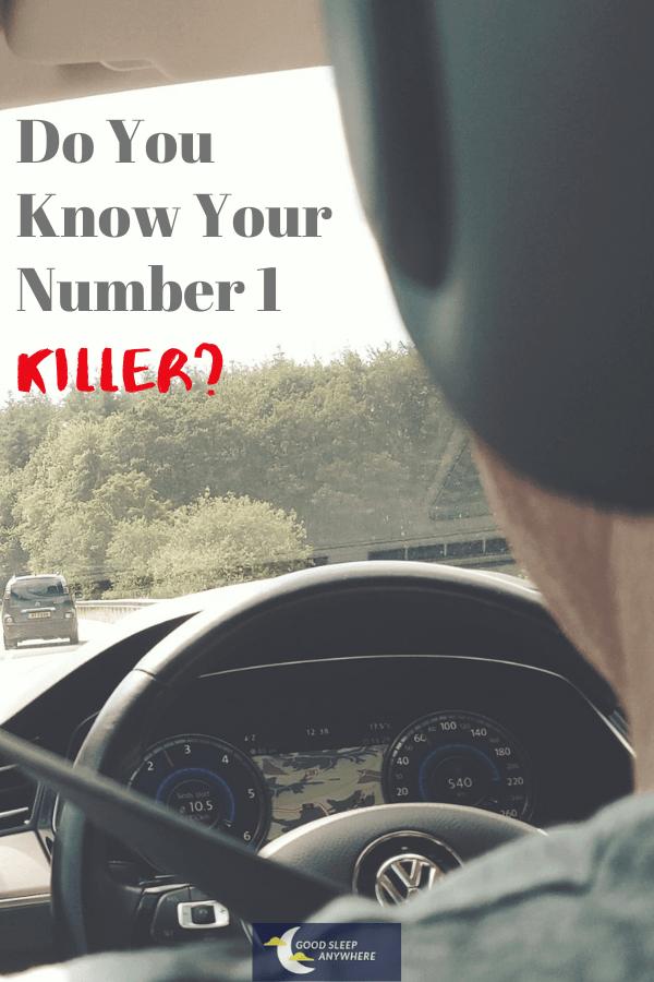 Poor sleep is your number 1 killer