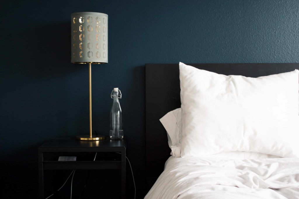 Blue Right Bedroom Color