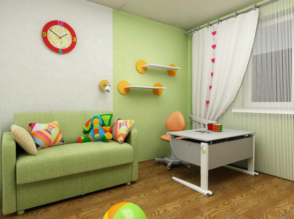 What Is The Best Color For Your Child's Bedroom