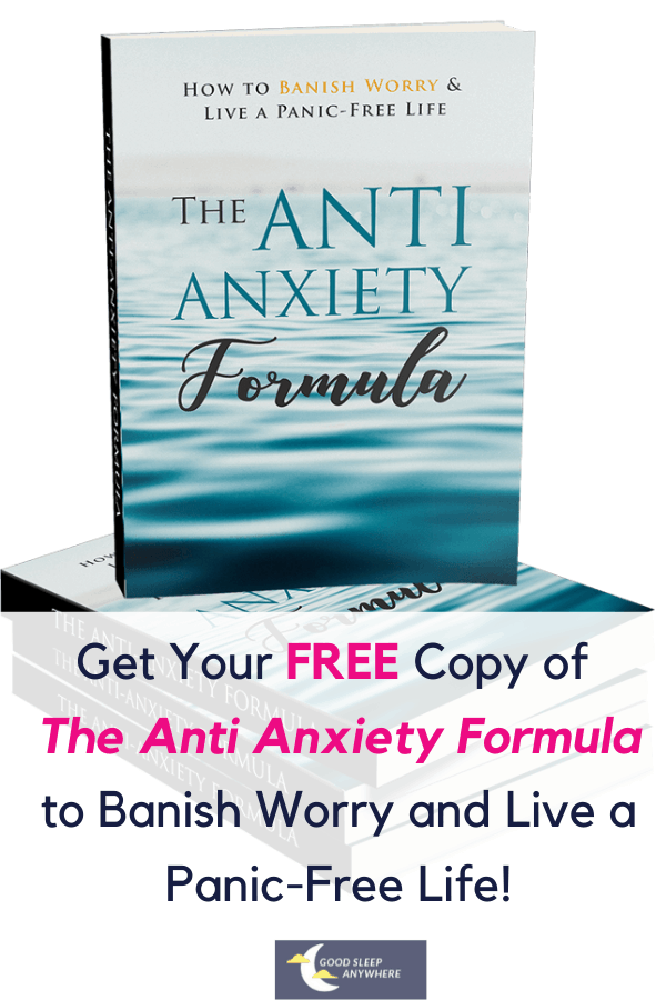 The Anti Anxiety Formula