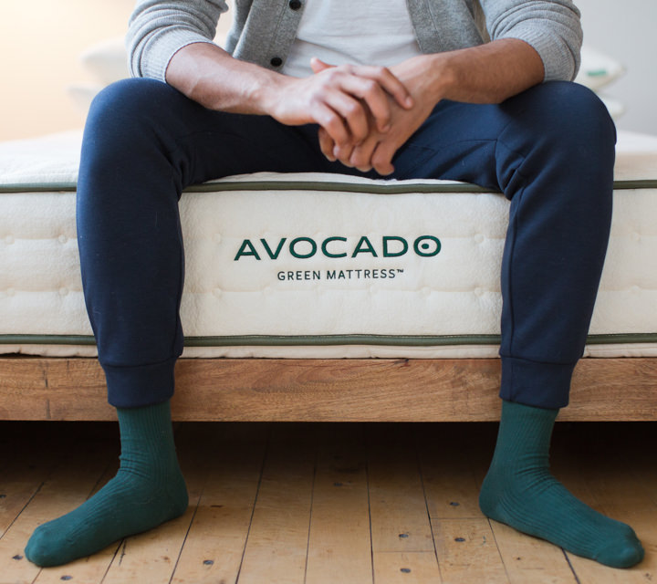 Avocado-Green-Mattress