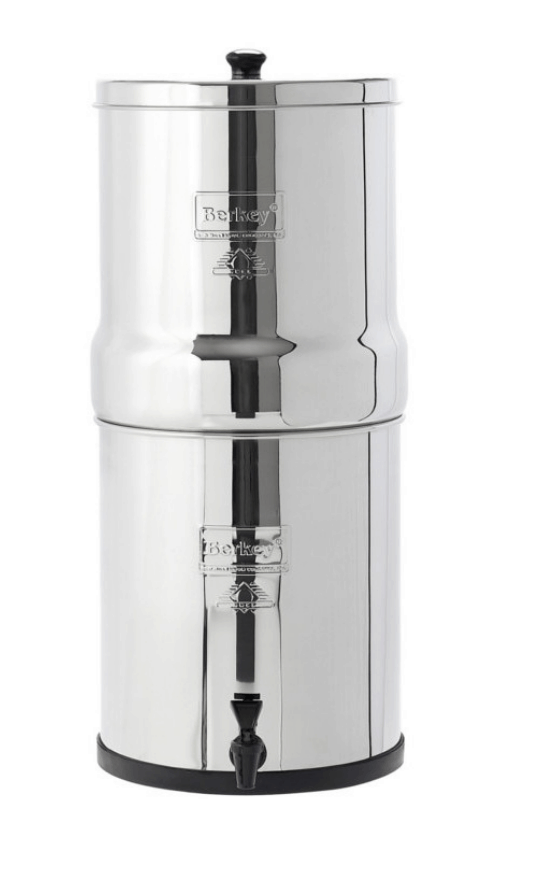 Berkey Gravity-Fed Water Filter