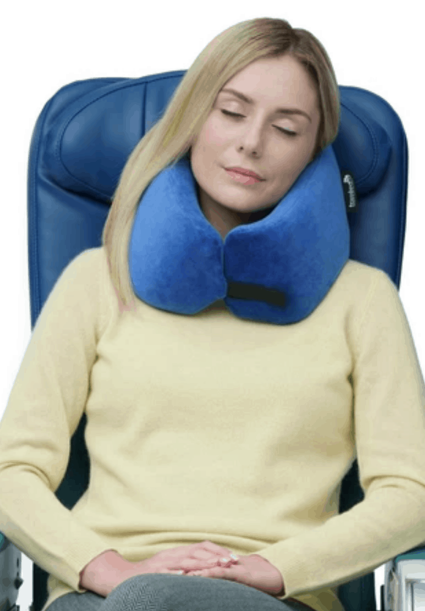 Travelrest neck travel pillow