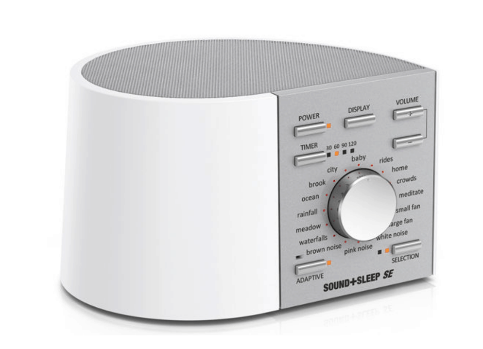 Sound+Sleep SE white noise machine