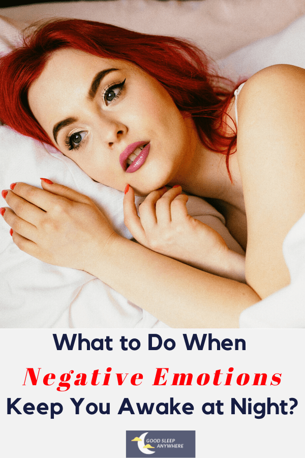 What Is the Most Effective Way to Deal with Difficult Emotions at Night