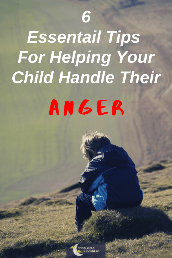 helping your child handle their anger