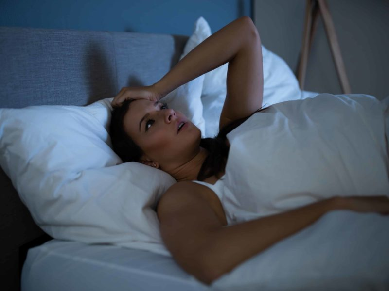 Why Waking Up In The Middle Of The Night Isn't Always Insomnia