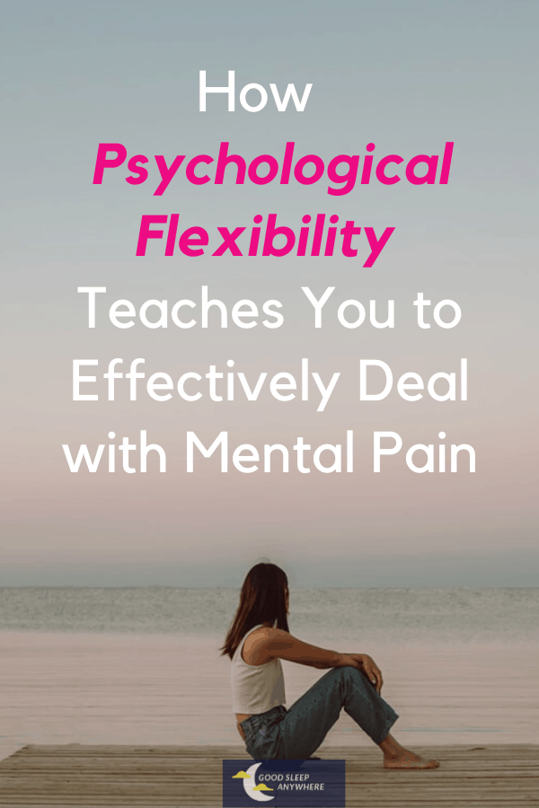 Psychological rigidity and psychological flexibility