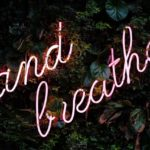 Mindful breathing for better sleep