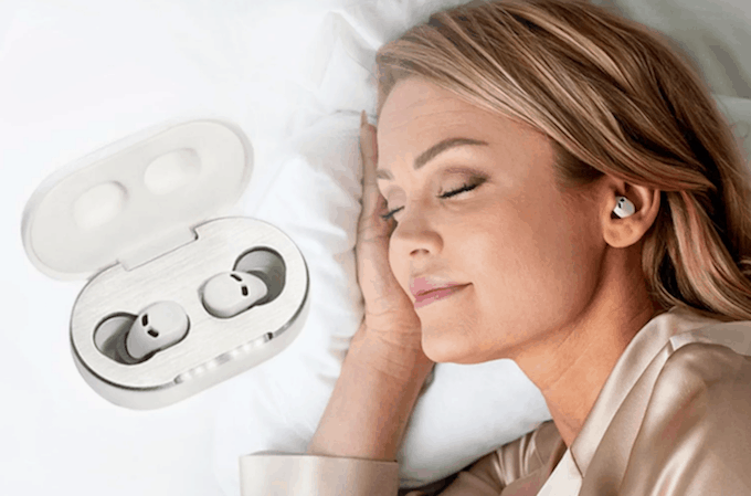 Quieton noise canceling earplugs